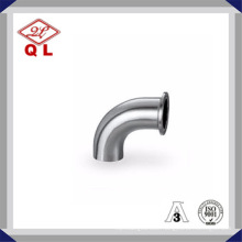 Sanitary Stainless Steel Pipe Fitting Elbow One Side Clamped One Side Welded